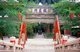The Wen Miao (Confucian Temple) was constructed during the Ming Dynasty (1368 - 1644) and first used in 1439.<br/><br/>  Wuwei has a population of around 500,000, mainly Han Chinese, but with visible numbers of Hui as well as Mongols and Tibetans. In earlier times it was called Liangzhou. Dominating the eastern end of the Hexi Corridor, it has long played a significant role on this major trade route.<br/><br/>  Wuwei's most famous historic artefact, the celebrated Han Dynasty (206 BCE - 220 CE) bronze horse known as the Flying Horse of Gansu, was discovered here in a tomb beneath Leitai Temple (Leitai Si) in the north part of town. Although the original is now on display in the Gansu Provincial Museum at Lanzhou, the horse's likeness – depicted at an elegant, flying gallop, with one hoof briefly resting on the head of a flying swallow – is everywhere to be seen, most notably at the centre of Wuwei's downtown Wenhua Square.